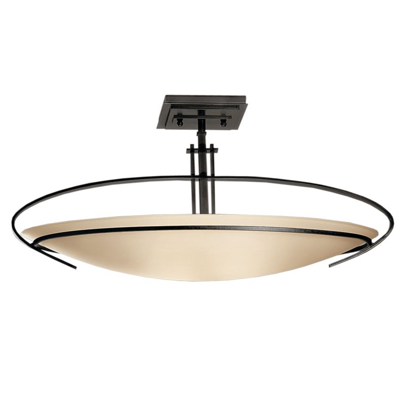 Hubbardton Forge 124341 2 Light Bowl Light Semi-Flush Ceiling Fixture Sale $814.00 ITEM#: 1333648 MODEL# :124341-20-G89 :