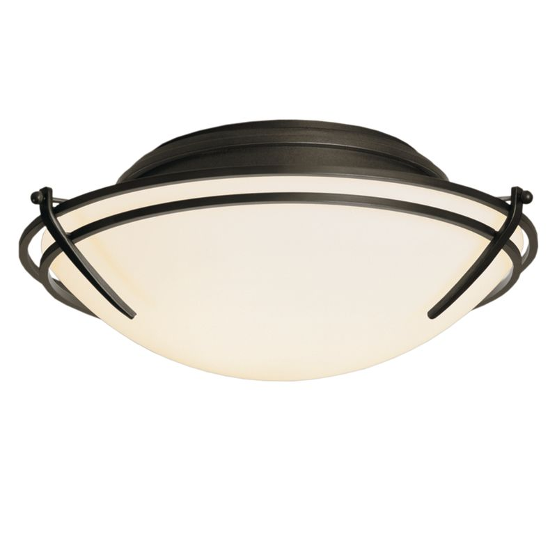 Hubbardton Forge 124402 2 Light Down Lighting Flush Mount Ceiling Sale $499.40 ITEM#: 1163818 MODEL# :124402-07 :