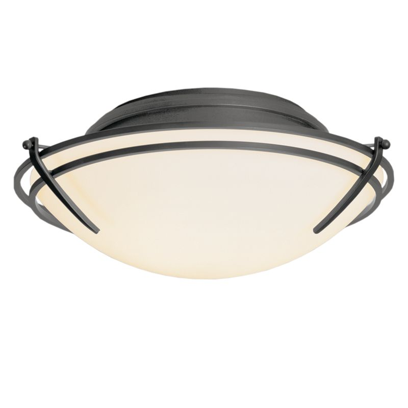 Hubbardton Forge 124402 2 Light Down Lighting Flush Mount Ceiling Sale $499.40 ITEM#: 1163817 MODEL# :124402-08 :