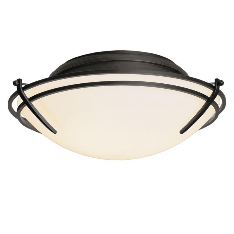 Hubbardton Forge 124402 2 Light Down Lighting Flush Mount Ceiling Sale $499.40 ITEM#: 1163820 MODEL# :124402-20 :