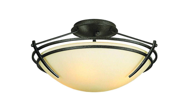 Hubbardton Forge 124412 2 Light Down Lighting Semi Flush Ceiling Sale $459.80 ITEM#: 1163829 MODEL# :124412-07 :