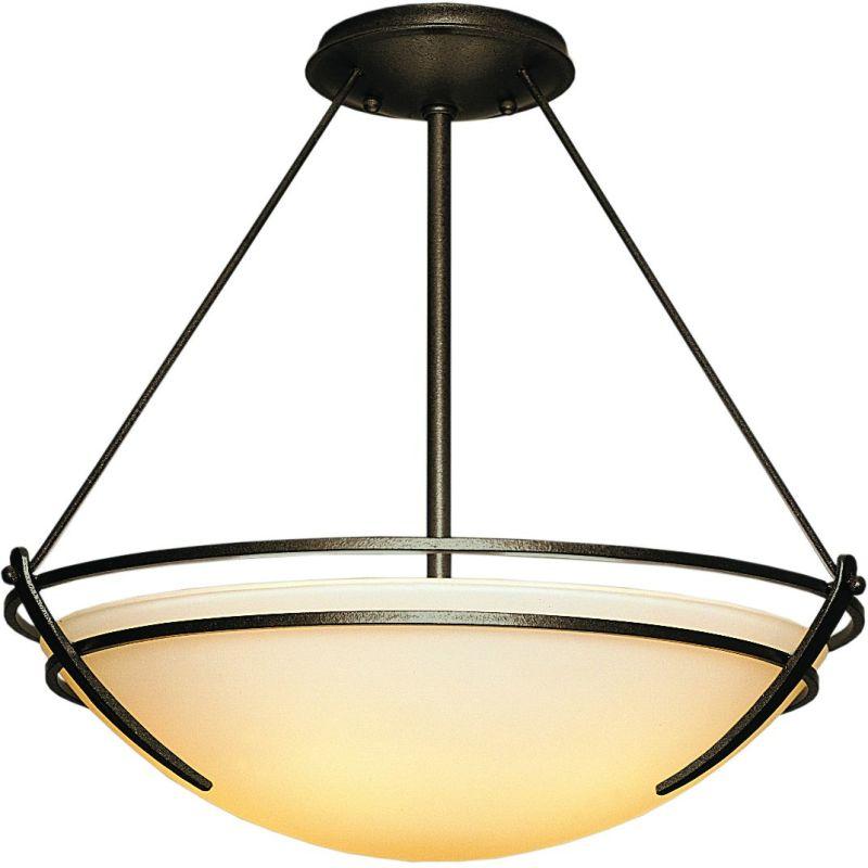 Hubbardton Forge 124432 3 Light Large Semi Flush Ceiling Fixture from Sale $609.40 ITEM#: 1163838 MODEL# :124432-05 :