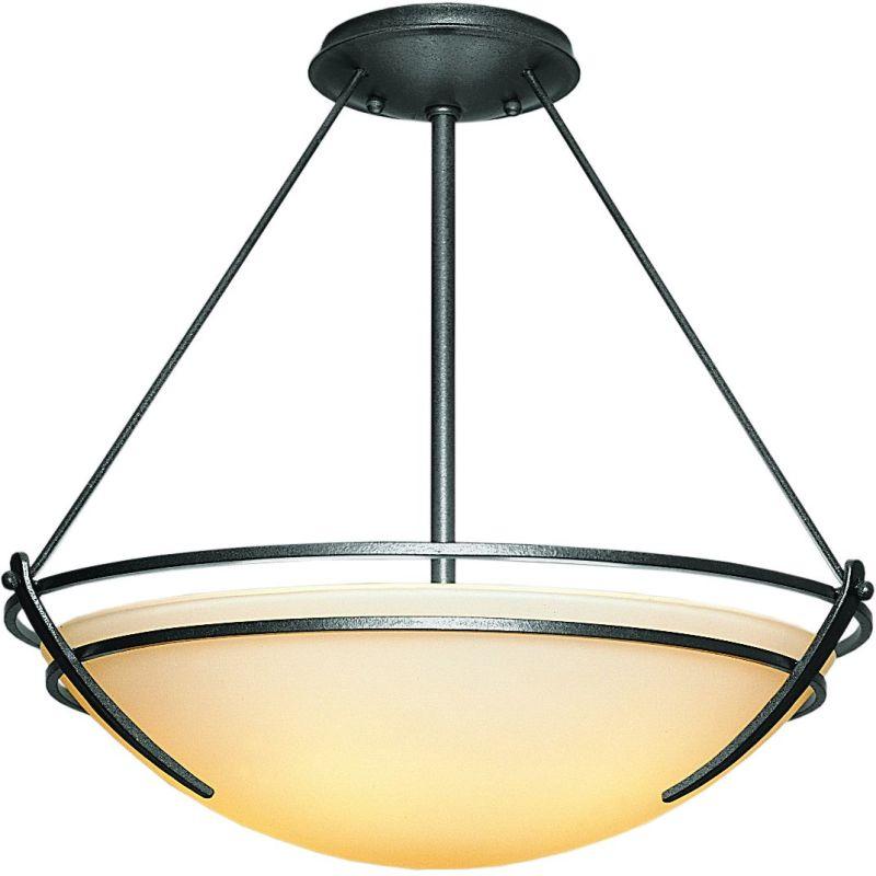 Hubbardton Forge 124432 3 Light Large Semi Flush Ceiling Fixture from Sale $609.40 ITEM#: 1163839 MODEL# :124432-08 :
