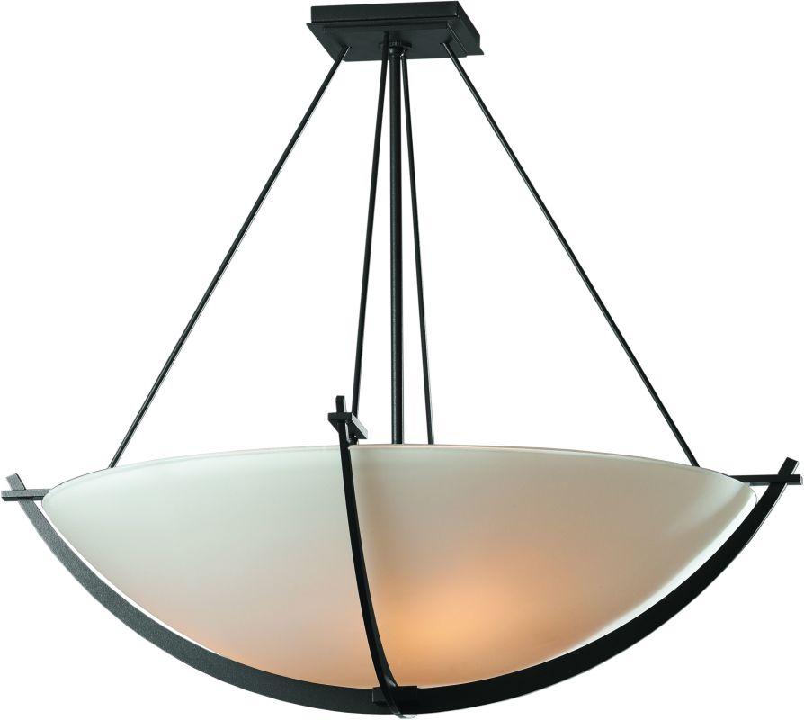 Hubbardton Forge 124560 3 Light Bowl Light Semi-Flush Ceiling Fixture Sale $1172.60 ITEM#: 1333919 MODEL# :124560-10 :