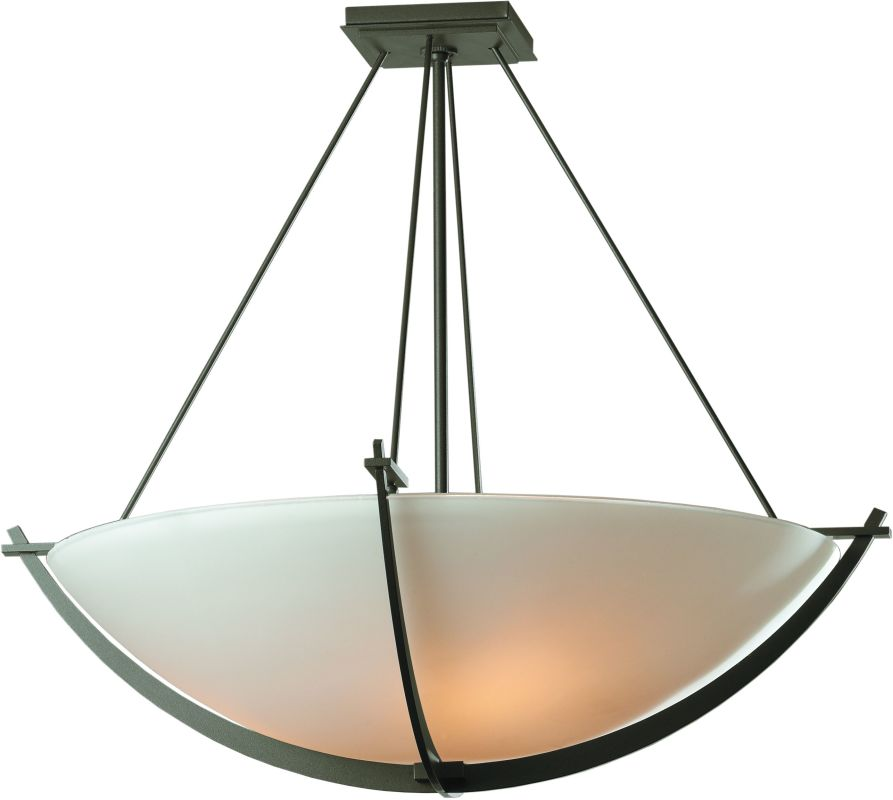 Hubbardton Forge 124560 3 Light Bowl Light Semi-Flush Ceiling Fixture Sale $1172.60 ITEM#: 1333917 MODEL# :124560-07 :