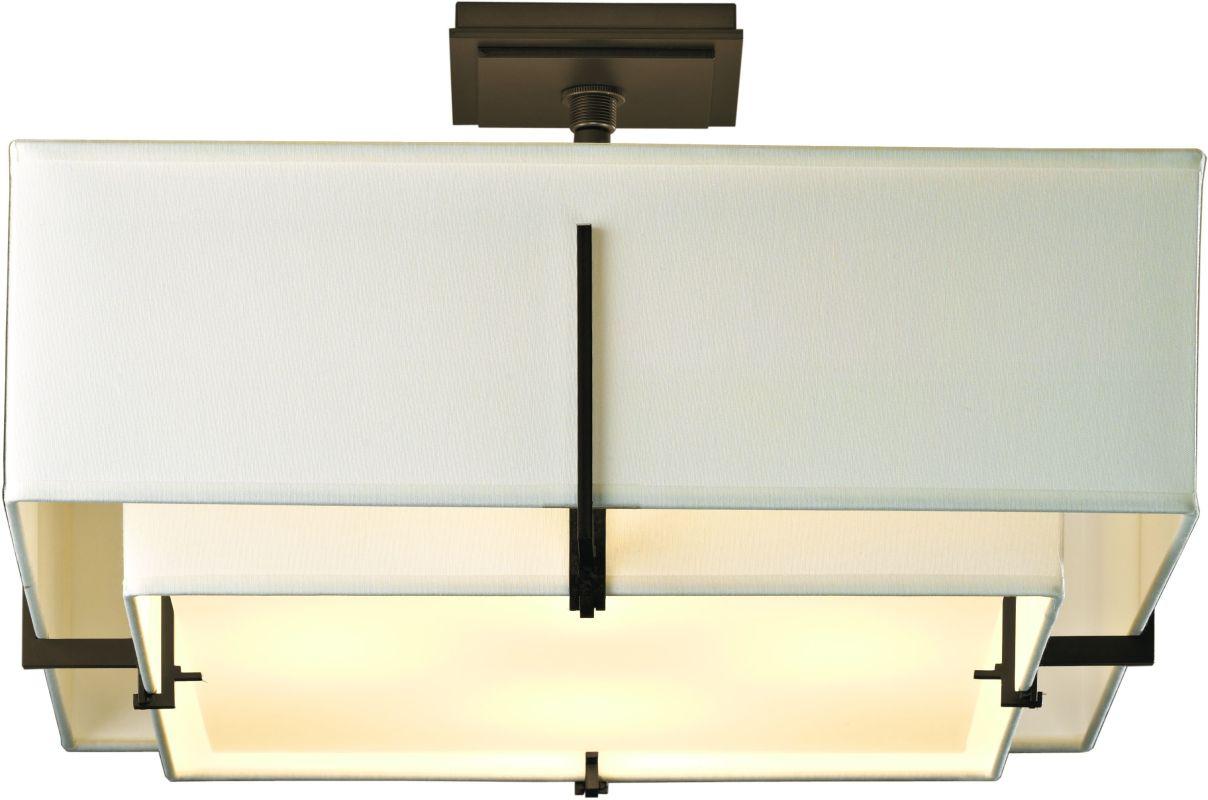 Hubbardton Forge 126510 Exos 4 Light Semi-Flush Ceiling Fixture Bronze Sale $935.00 ITEM#: 2226538 MODEL# :126510-05 :
