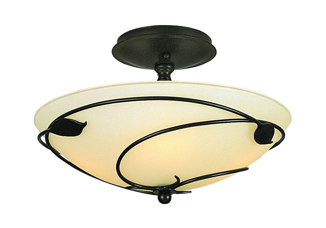 Hubbardton Forge 126712 2 Light Down Light Semi-Flush Ceiling Fixture Sale $536.80 ITEM#: 1249759 MODEL# :126712-07 :