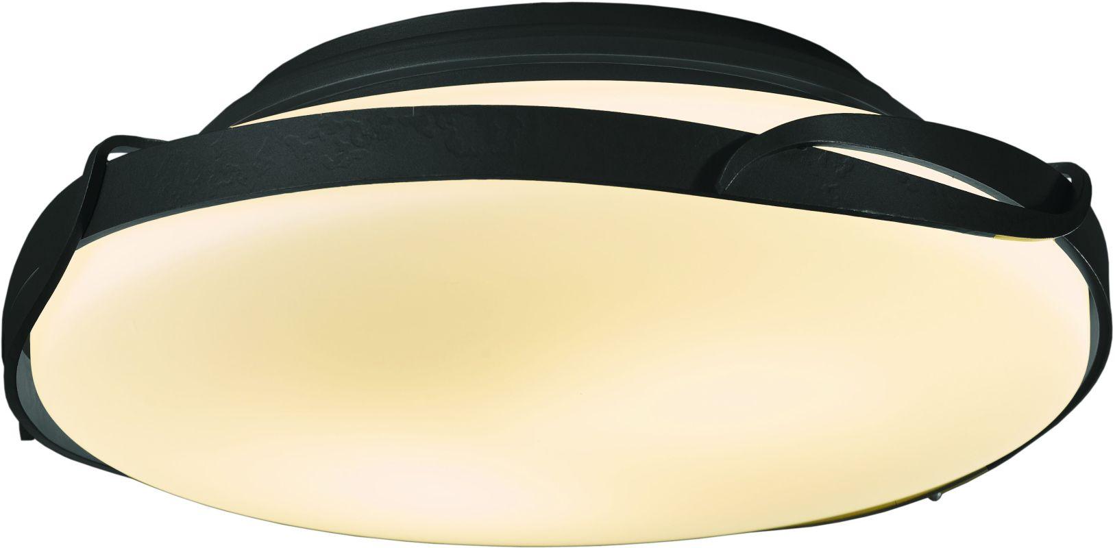 Hubbardton Forge 126740 2 Light Semi-Flush Ceiling Light from the Sale $431.20 ITEM#: 2007253 MODEL# :126740-10 :