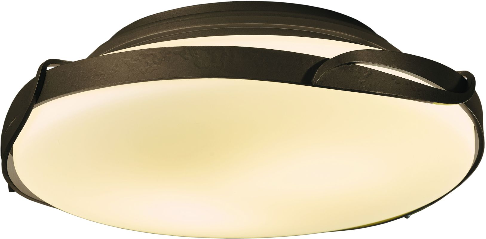 Hubbardton Forge 126740 2 Light Semi-Flush Ceiling Light from the Sale $431.20 ITEM#: 2007250 MODEL# :126740-05 :