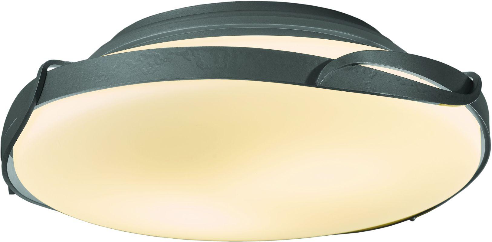 Hubbardton Forge 126740 2 Light Semi-Flush Ceiling Light from the Sale $431.20 ITEM#: 2007252 MODEL# :126740-08 :