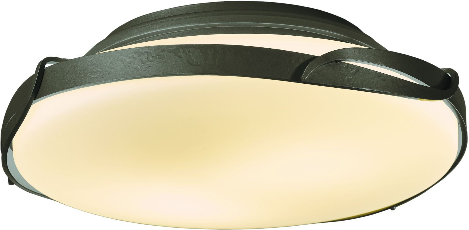 Hubbardton Forge 126740 2 Light Semi-Flush Ceiling Light from the Sale $431.20 ITEM#: 2007251 MODEL# :126740-07 :