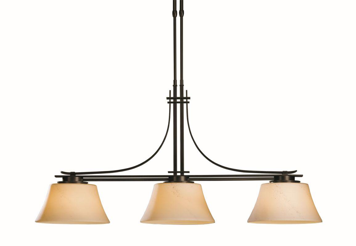"Hubbardton Forge 132125F Modern Prairie 3 Light 42"" Wide Adjustable Sale $1804.00 ITEM#: 2894124 MODEL# :132125F-05 :"