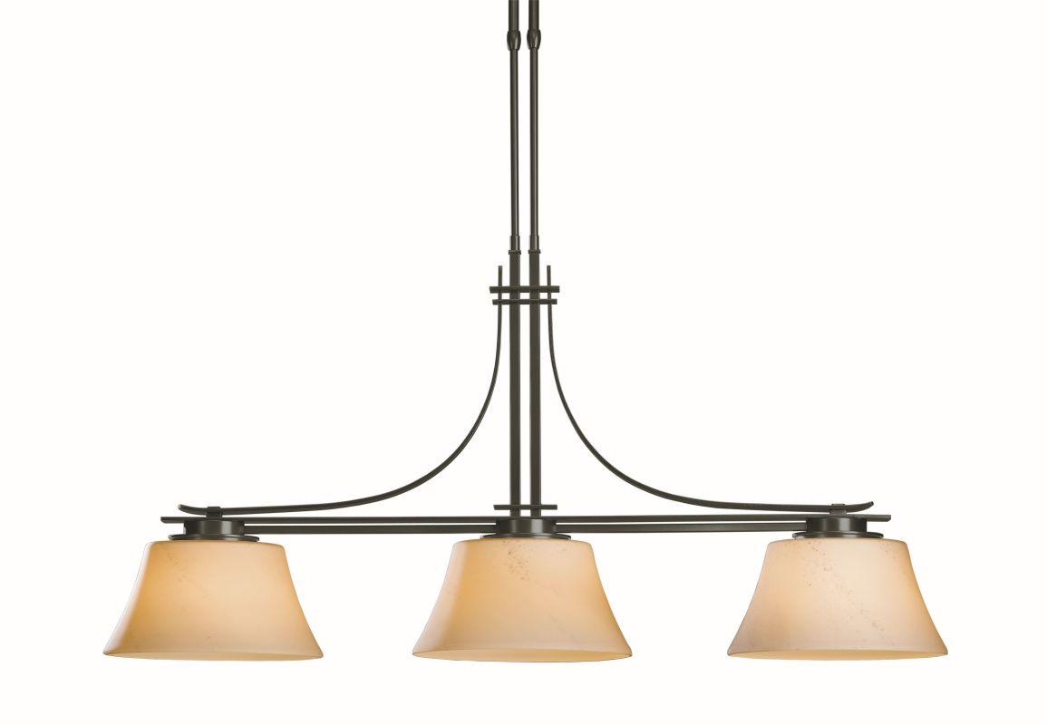"Hubbardton Forge 132125F Modern Prairie 3 Light 42"" Wide Adjustable Sale $1804.00 ITEM#: 2894126 MODEL# :132125F-07 :"