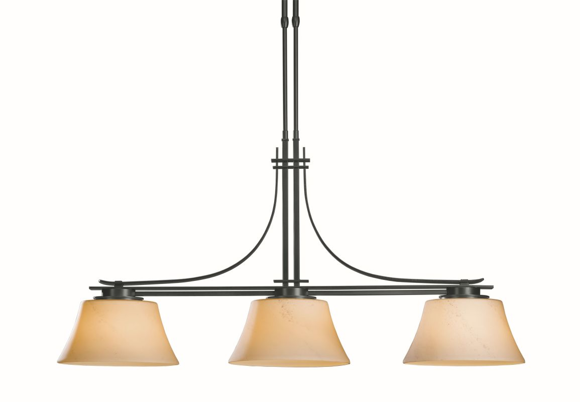 "Hubbardton Forge 132125F Modern Prairie 3 Light 42"" Wide Adjustable Sale $1804.00 ITEM#: 2894125 MODEL# :132125F-08 :"
