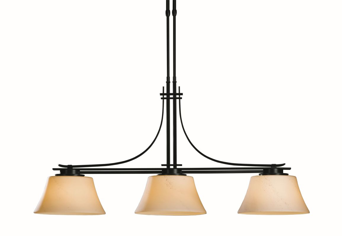 "Hubbardton Forge 132125F Modern Prairie 3 Light 42"" Wide Adjustable Sale $1804.00 ITEM#: 2894123 MODEL# :132125F-10 :"