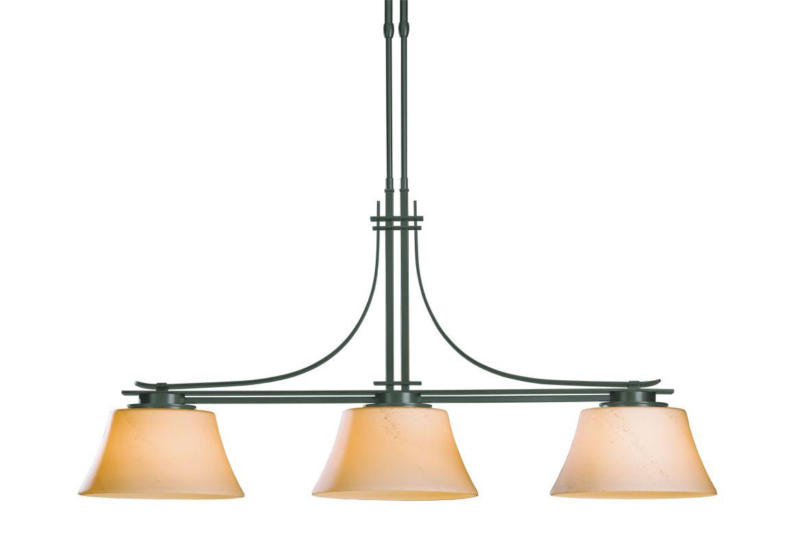 "Hubbardton Forge 132125F Modern Prairie 3 Light 42"" Wide Adjustable Sale $1804.00 ITEM#: 2894128 MODEL# :132125F-20 :"