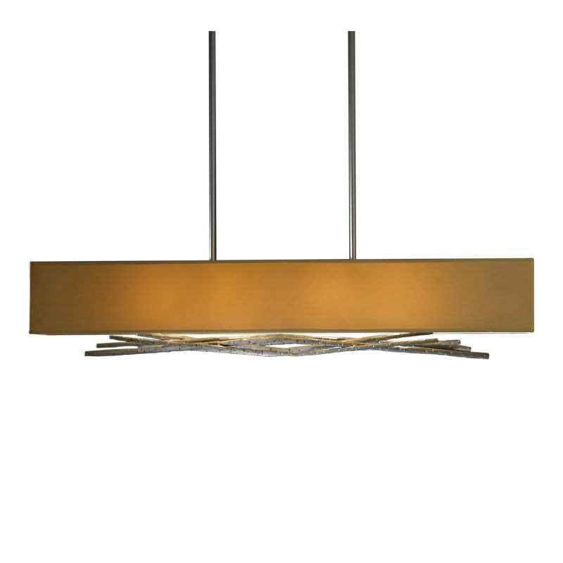 "Hubbardton Forge 137660 Brindille 4 Light 42"" Wide Adjustable"