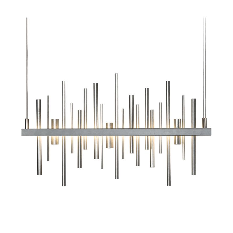 "Hubbardton Forge 139725D Cityscape Integrated LED 26"" Wide Chandelier Sale $2442.00 ITEM#: 2662725 MODEL# :139725D-08-NO :"
