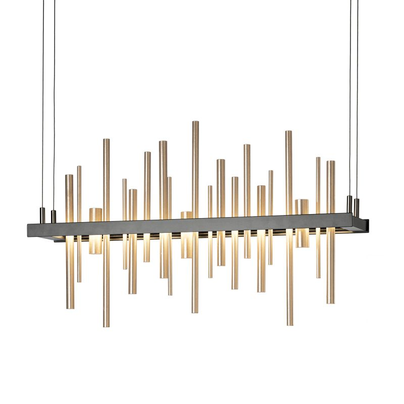 "Hubbardton Forge 139735D Cityscape Integrated LED 26"" Wide Chandelier Sale $2442.00 ITEM#: 2894366 MODEL# :139735D-10-NO :"
