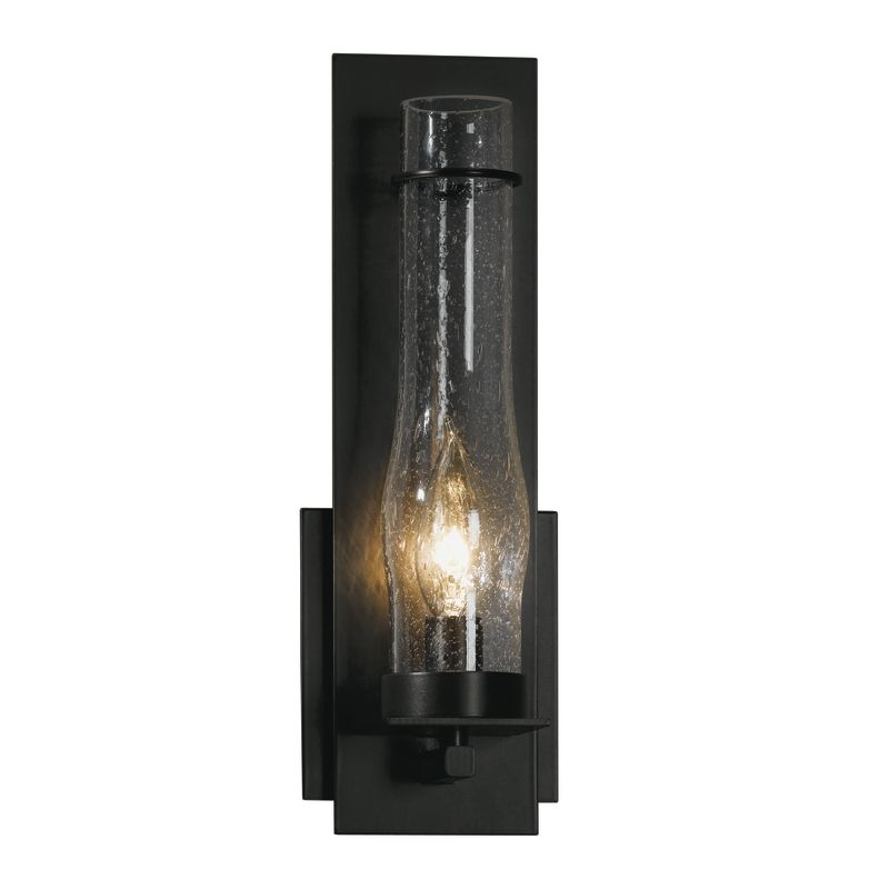 Hubbardton Forge 204250 1 Light Wall Sconce from the New Town Sale $429.00 ITEM#: 1163988 MODEL# :204250-10-CTO :