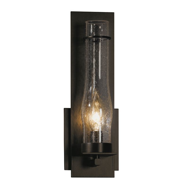 Hubbardton Forge 204250 1 Light Wall Sconce from the New Town Sale $429.00 ITEM#: 1163989 MODEL# :204250-05-CTO :