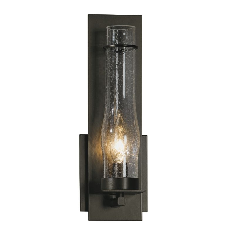 Hubbardton Forge 204250 1 Light Wall Sconce from the New Town Sale $429.00 ITEM#: 1163991 MODEL# :204250-07-CTO :