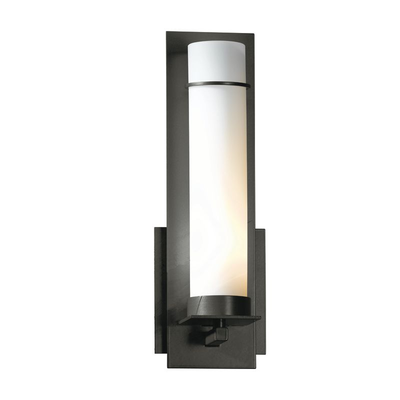Hubbardton Forge 204260 1 Light Wall Sconce from the New Town Sale $424.60 ITEM#: 1164004 MODEL# :204260-20 :