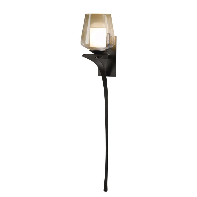 "Hubbardton Forge 204712L Antasia Single Light 27"" High Wall Sconce Sale $451.00 ITEM#: 2891165 MODEL# :204712L-07 :"