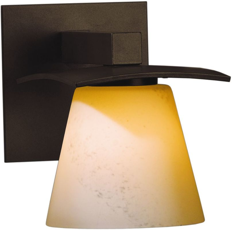 Hubbardton Forge 206601 1 Light Down Light Wall Sconce from the Wren Sale $382.80 ITEM#: 1333099 MODEL# :206601-03 :