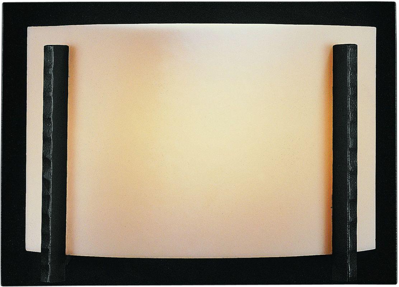 Hubbardton Forge 206740 Single Light 100 Watt Direct Wire Wall Sconce Sale $352.00 ITEM#: 1670415 MODEL# :206740-10-CTO :
