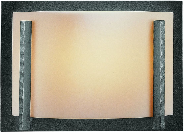Hubbardton Forge 206740 Single Light 100 Watt Direct Wire Wall Sconce Sale $352.00 ITEM#: 1670414 MODEL# :206740-08-CTO :