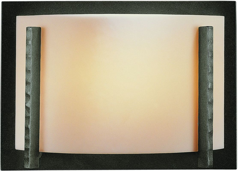 Hubbardton Forge 206740 Single Light 100 Watt Direct Wire Wall Sconce Sale $352.00 ITEM#: 1670413 MODEL# :206740-07-CTO :