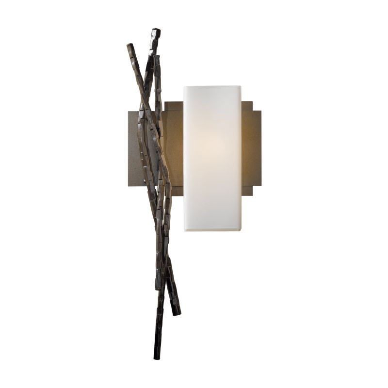 "Hubbardton Forge 207670R Brindille Single Light 19"" High ADA Compliant Sale $455.40 ITEM#: 2007325 MODEL# :207670R-05 :"