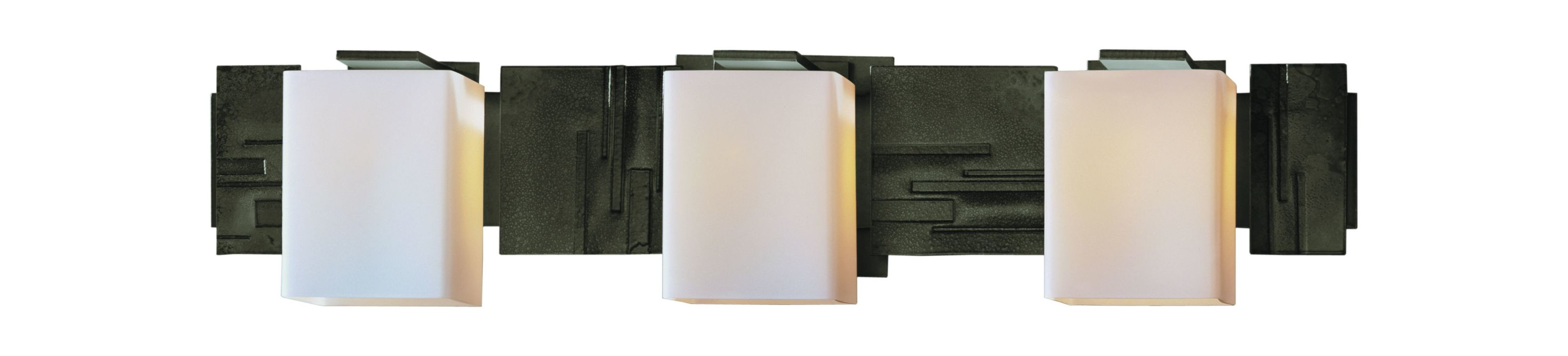 Hubbardton Forge 207843 3 Light Down Lighting Wall Sconce from the Sale $1040.60 ITEM#: 1670548 MODEL# :207843-07 :