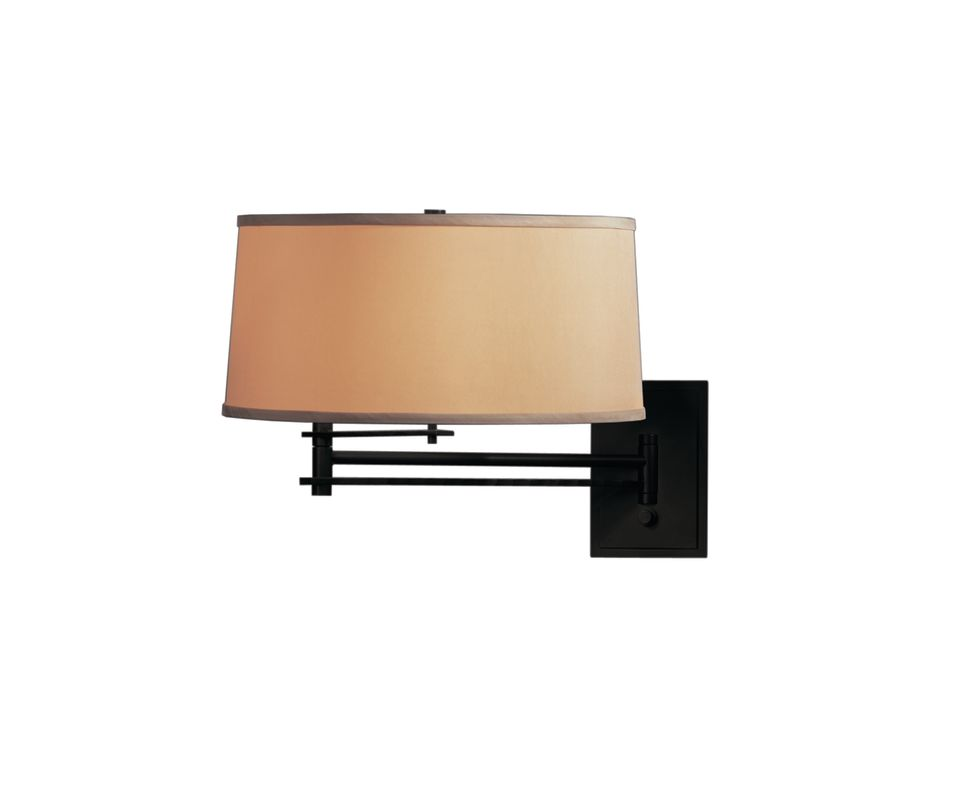 Hubbardton Forge 209301 Single Light Direct Wire Swing Arm Wall Sconce Sale $693.00 ITEM#: 1670753 MODEL# :209301-10 :