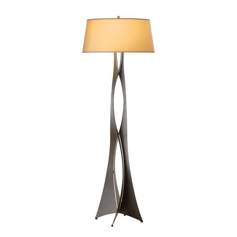"Hubbardton Forge 233070 Moreau Single Light 62"" High Accent Floor Lamp"