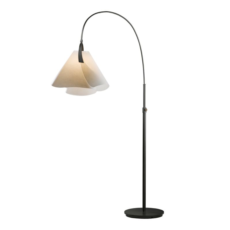 """Hubbardton Forge 234505 Mobius 67"""" High Arc Floor Lamp with"""