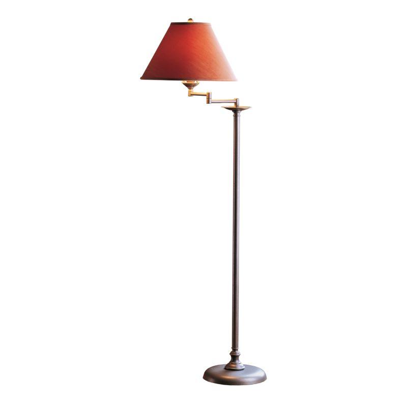 "Hubbardton Forge 242050 Simple Lines Single Light 45"" High Swing Arm"