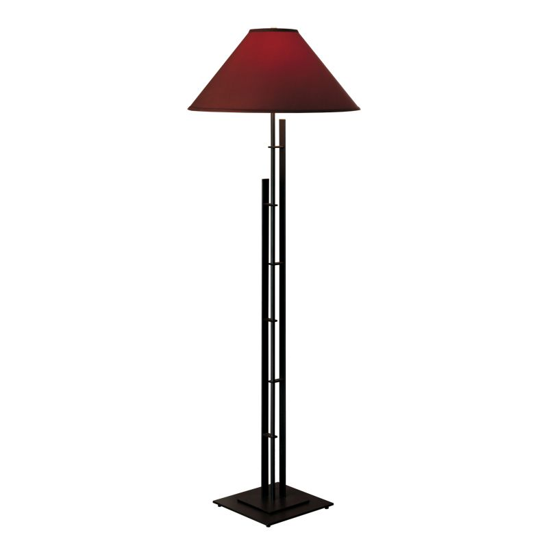 "Hubbardton Forge 248421 Metra Single Light 46"" High Accent Floor Lamp"