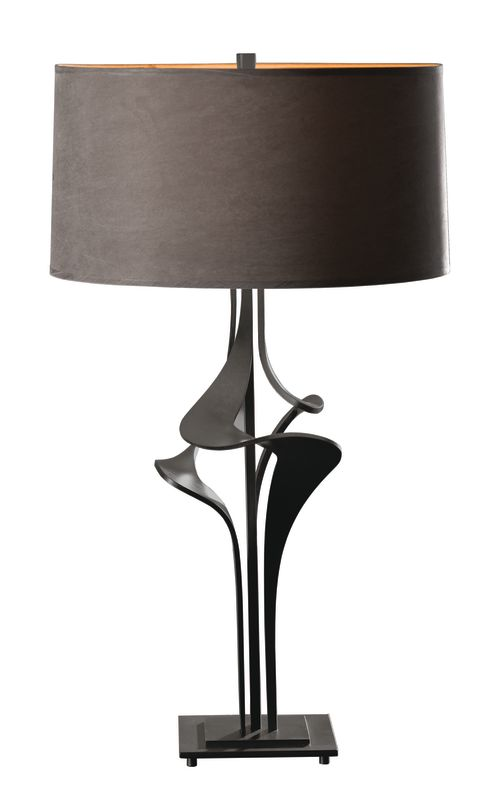 Hubbardton Forge 272800 1 Light Table Lamp from the Antasia Collection Sale $880.00 ITEM#: 1399848 MODEL# :272800-20 :