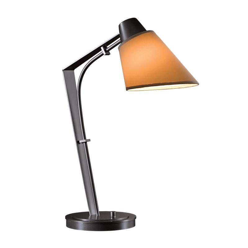 "Hubbardton Forge 272860 Reach Single Light 22"" Tall Desk Lamp With"
