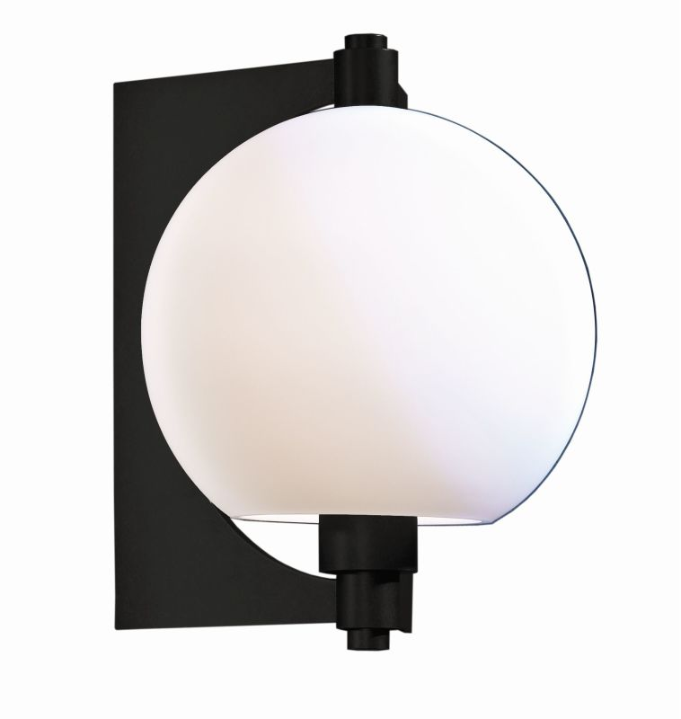 """Hubbardton Forge 306603 Pluto Single Light 8"""" Wide Outdoor Wall Sconce"""