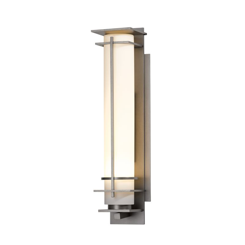 """Hubbardton Forge 307860 After Hours Single Light 5"""" Wide Outdoor Wall Sale $675.40 ITEM#: 1235461 MODEL# :307860-08 :"""
