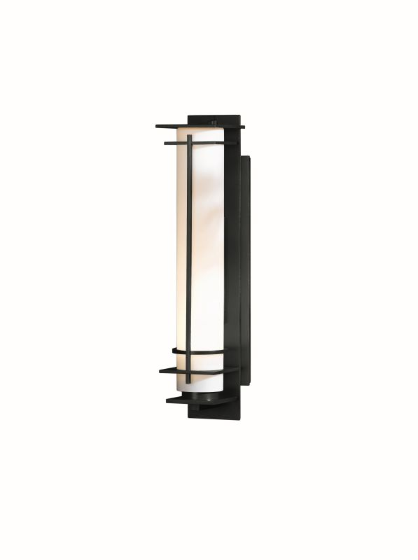 """Hubbardton Forge 307860 After Hours Single Light 5"""" Wide Outdoor Wall Sale $675.40 ITEM#: 2214645 MODEL# :307860-10 :"""