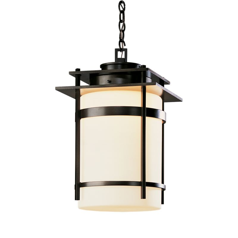 "Hubbardton Forge 365894-COASTAL Banded Coastal Single Light 14"" Wide"