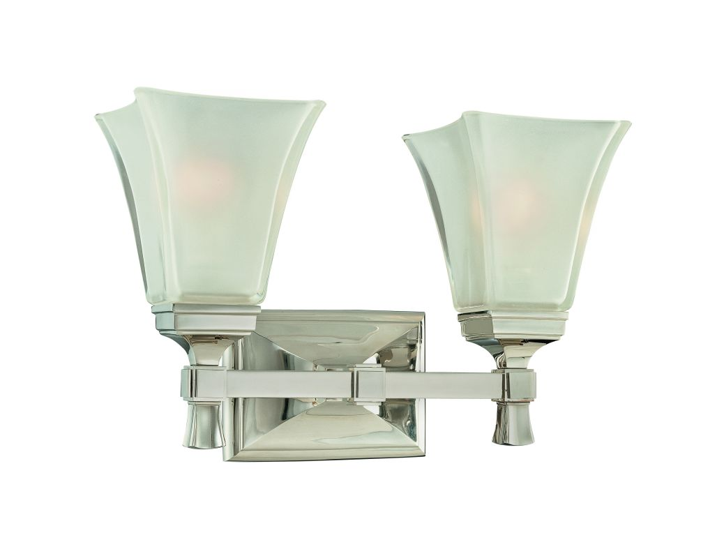 Hudson Valley Lighting 1172 Two Light Wall Sconce from the Kirkland