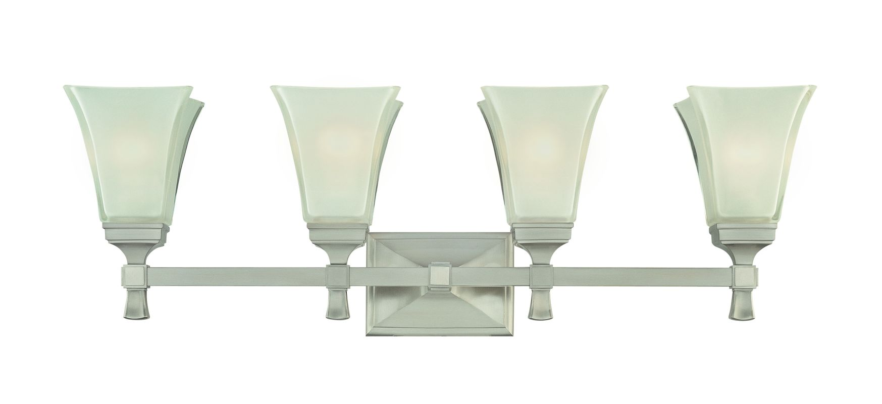 Hudson Valley Lighting 1174 Four Light Wall Sconce from the Kirkland