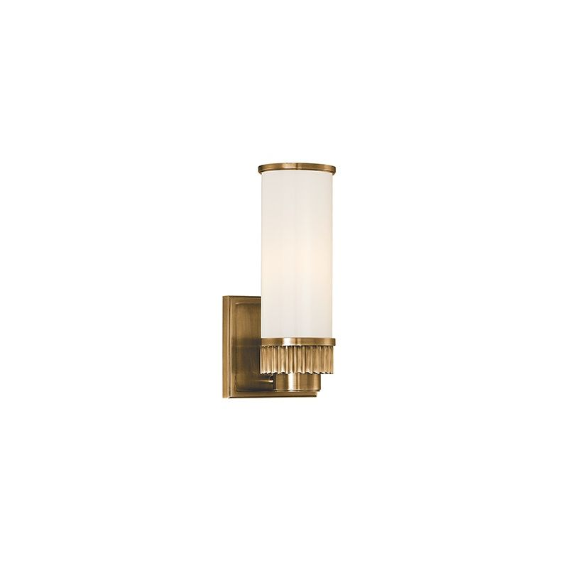 Hudson Valley Lighting 1561 Single Light Up Lighting Cylinder Wall