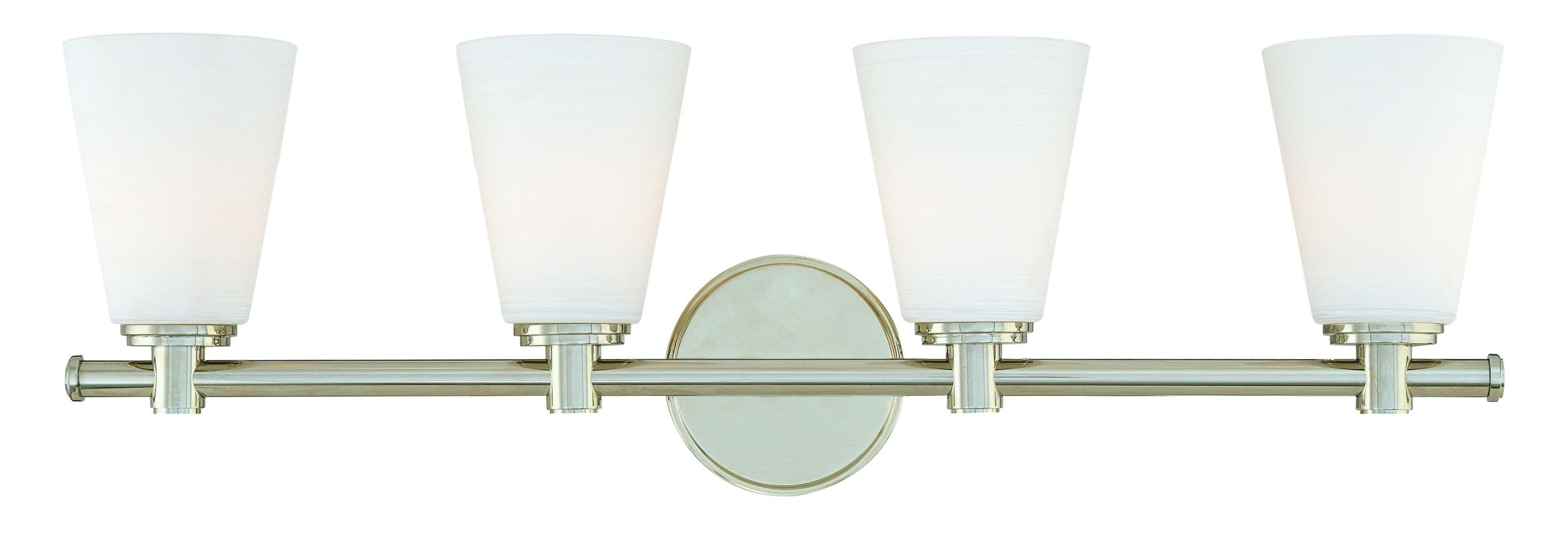 Hudson Valley Lighting 1844 Four Light Wall Sconce from the Garland