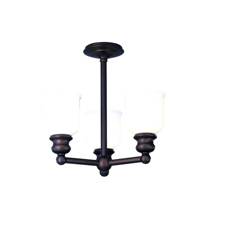 Hudson Valley Lighting 2313F Ceiling Fixture from the Riverton